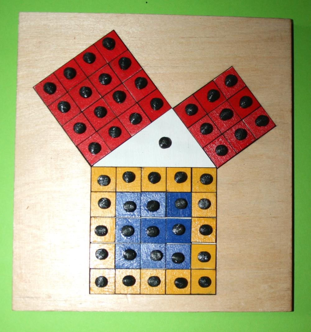 teorema Pitagora Montessori 14