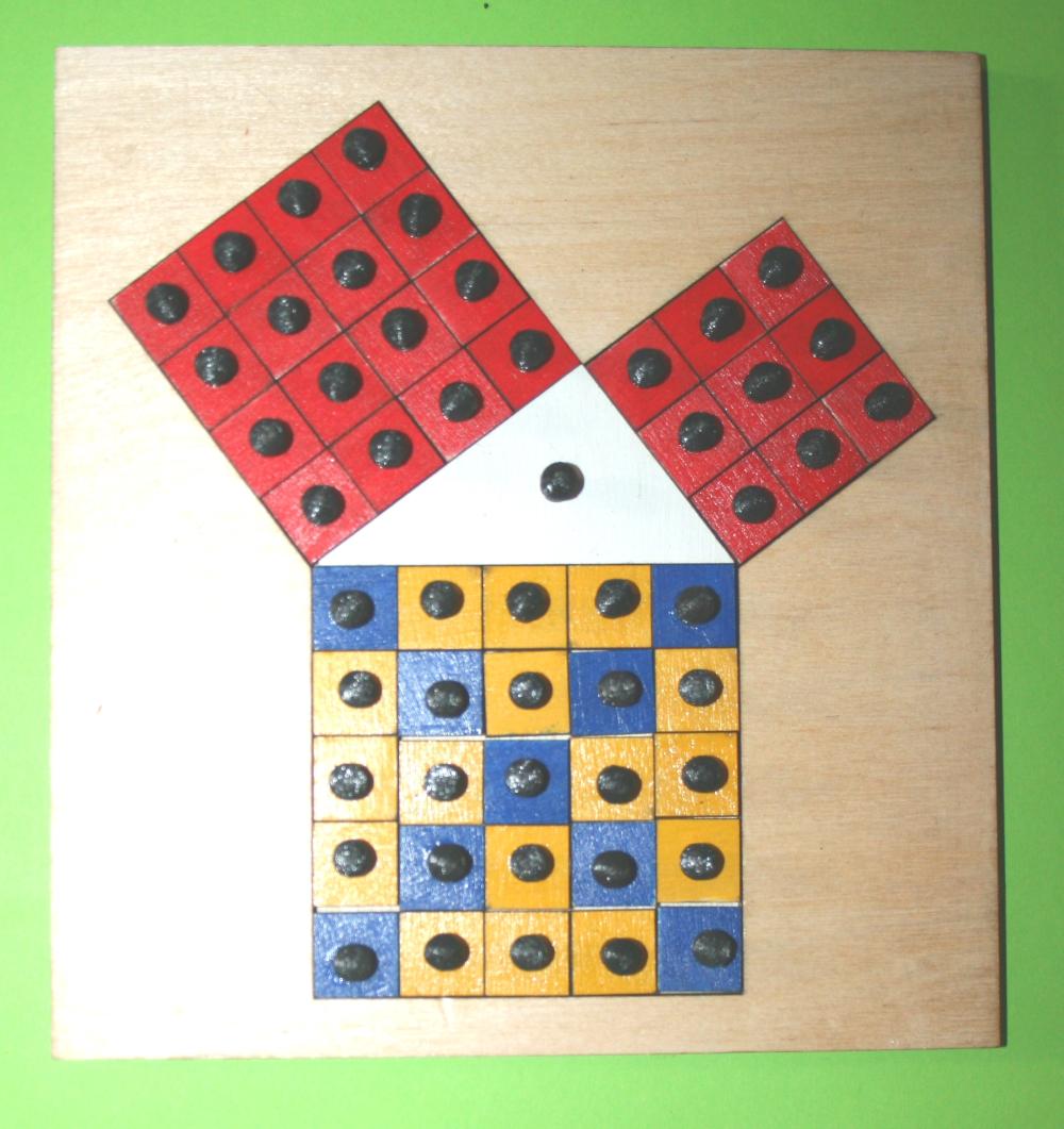 teorema Pitagora Montessori 15