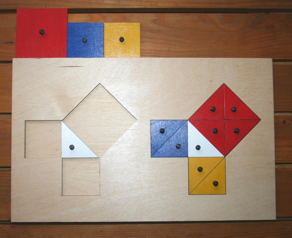 teorema Pitagora Montessori 28
