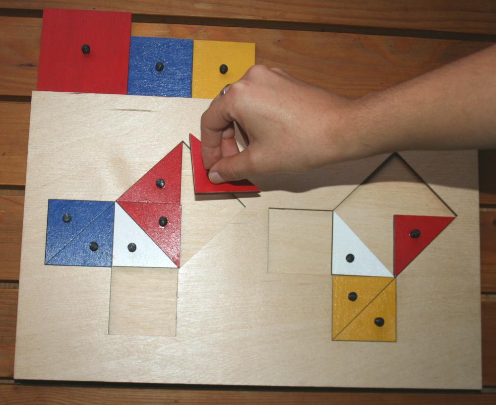 teorema Pitagora Montessori 29