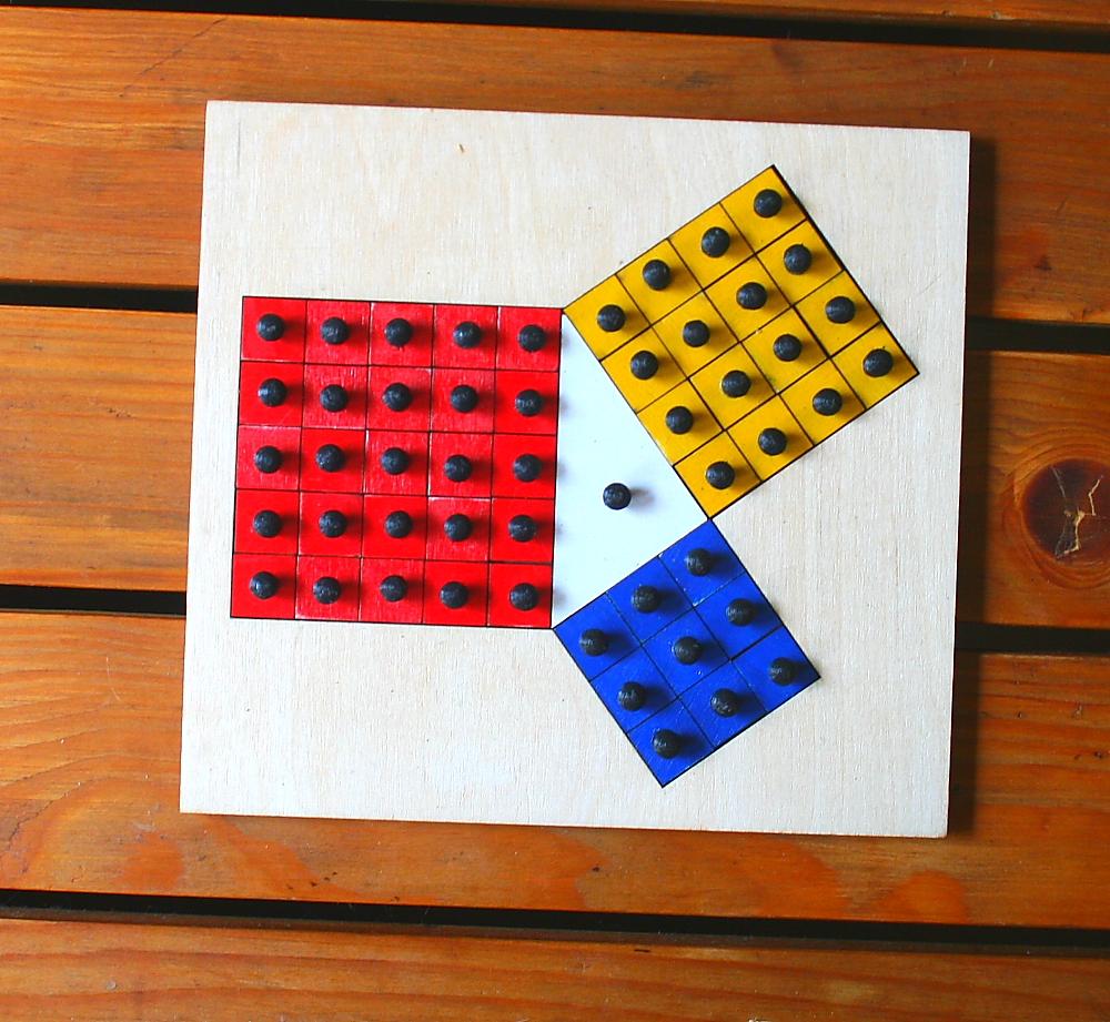 teorema Pitagora Montessori 3