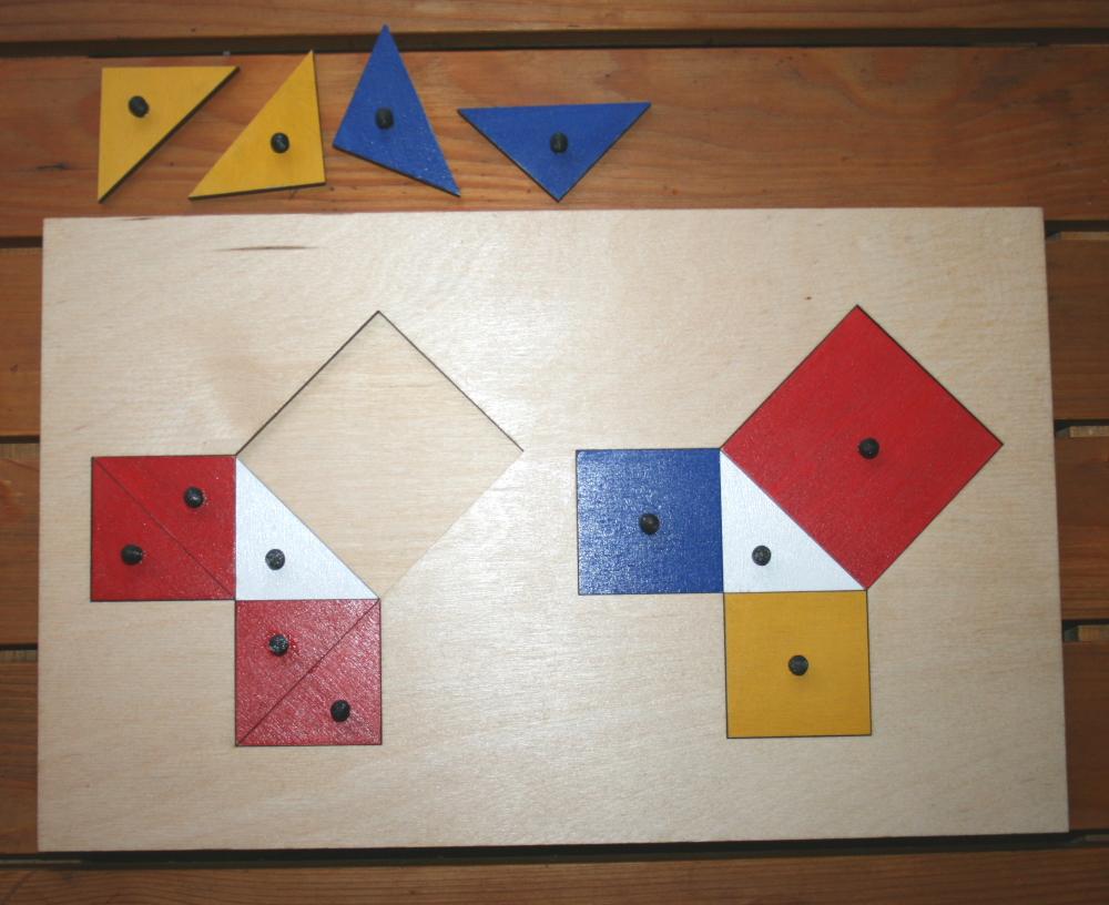 teorema Pitagora Montessori 31