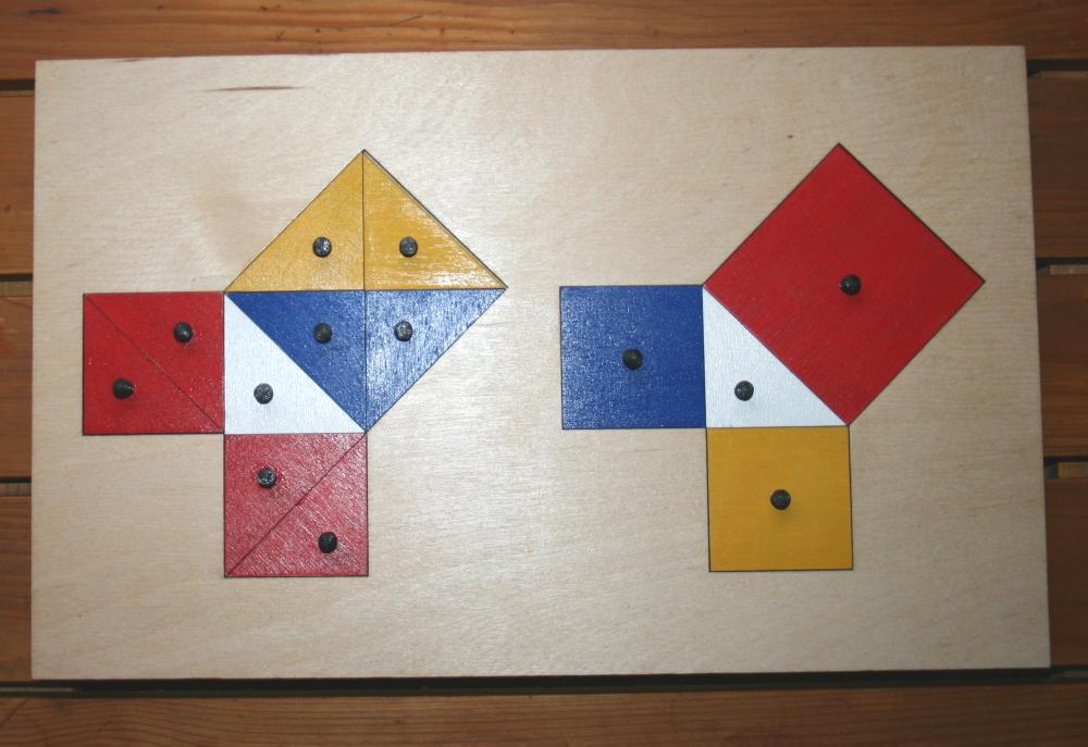 teorema Pitagora Montessori 32