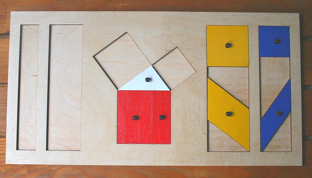 teorema Pitagora Montessori 7