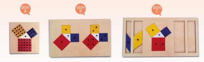 teorema di Pitagora Montessori