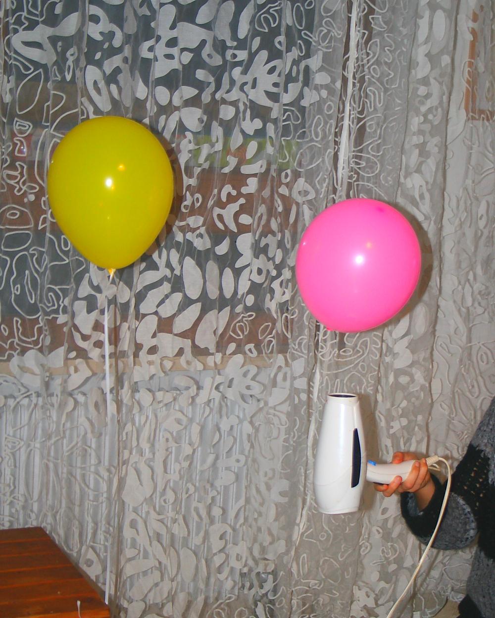 Esperimenti scientifici per bambini - palloncini a elio e legge di Archimede