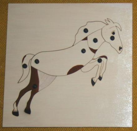 Come Costruire Un Cavallo.Incastro Del Cavallo Montessori Presentazioni Ed Esercizi