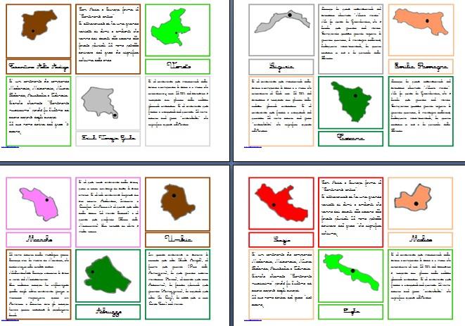 incastro dell'Italia Montessori 4