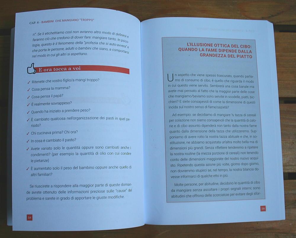 Preferenza I bambini e il cibo: strategie pratiche per l'educazione alimentare FG58